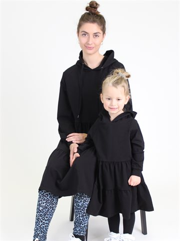 Liberté Ami (Kids) - Melissa Dress - Black