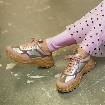 Copenhagen Shoes - Candy Metallic - Rosa Gold