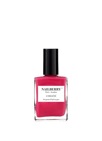 Nailberry - Pink Berry - Oxygenated Fuschia Pink 15 ml