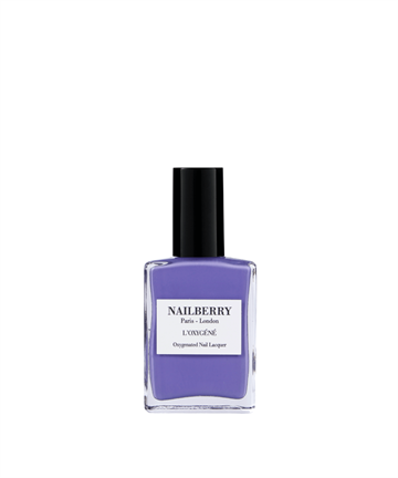 Nailberry - Blue Bell - Oxygenated Purple 15 ml